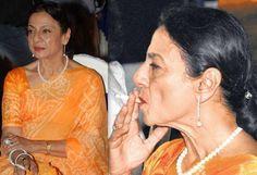 Smoking Hot – #Bollywood #Celebrities Who Smoke -- #Tanuja