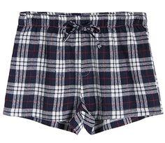 57fc7ffb8a Latuza Women s Plaid Sleep Shorts
