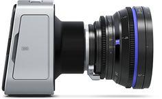 Black Magic Design Cinema Camera 4K  Side View