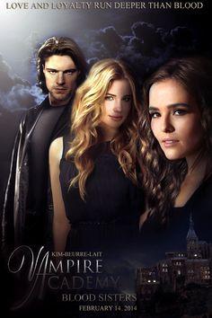 Vampire Academy Fan Made poster