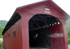 West Arlington Bridge, VT - One Drive, Five Covered Bridges
