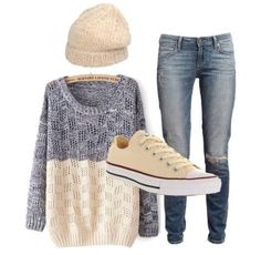"""Find and save images from the """"herfstoutfits"""" collection by Mindy (ivesetmyMINDonYou) on We Heart It, your everyday app to get lost in what you love. Winter Outfits, Casual Outfits, Cute Outfits, Fashion Outfits, Winter Fashion Casual, Autumn Winter Fashion, Fall Fashion, It Goes On, College Outfits"""