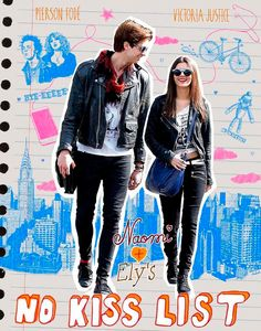 Naomi and her gay best friend, Ely, protect their relationship by creating a list of people deemed off limits for kissing. Their friendship is imperiled when Ely kisses Naomi's boyfriend. Best Fall Movies, Best Teen Movies, Great Movies, Series Movies, Film Movie, Comedy Movies, Naomi E Ely, No Kiss List, Romantic Comedies On Netflix