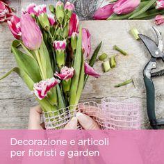 Tutte le ultime novità per il decoro e il gardening.