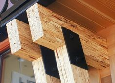 how to build a laminated beam