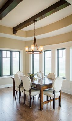 2013 Parade of Homes House Dining Rooms, Kitchen Dining, Dining Table, Parade Of Homes, Kitchens, House, Furniture, Home Decor, Kitchen Dining Living