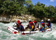 White Water Rafting, Cagayan de Oro  #PHILIPPINES  #TRAVEL