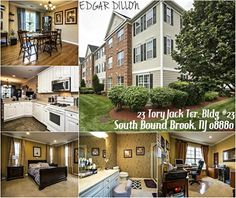 EYE-CATCHING South Bound Brook listing of 2 bedrooms & 3 bathrooms. Many upgrades! - Contact me if interested @ (732) 887-3181 // homesbyedgar@yahoo.com // #homes #nj #buy #edgardillon #realestate #remax