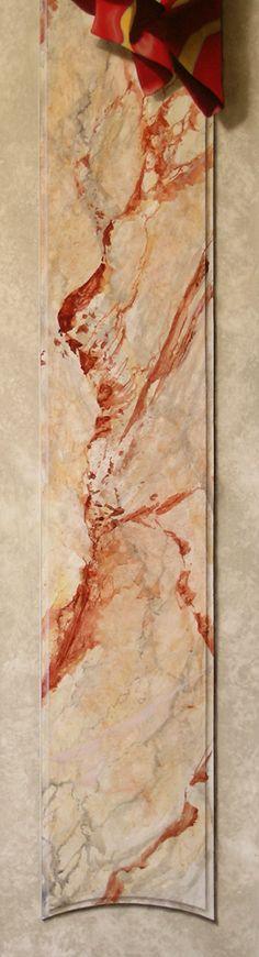 faux marbres faux bois fresques trompe l 39 oeil peintures d coratives marbre pinterest. Black Bedroom Furniture Sets. Home Design Ideas