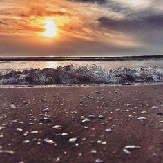 The most beautiful morning in Valencia 🌊🌞 #valencia #morning #sea #sun #sunrise #beach