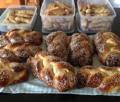 Recipe Tsoureki - Greek Easter Bread by ginisann - Recipe of category Breads & rolls