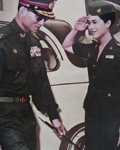 Our Beloved King & Queen King Phumipol, King Rama 9, King Of Kings, King Queen, King Of The World, King Of My Heart, King Thailand, Queen Sirikit, King Photo