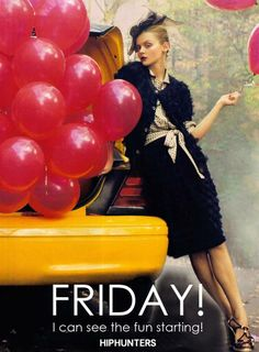 Hi Friday!!! The fun is starting!!! http://www.hiphunters.com/