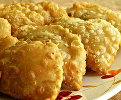Cozinhadaduxa: Pasteis de Massa Tenra com Recheio de Chamuças