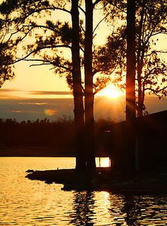 Home Sweet Home - NE Arkansas Sunset at Craighead Forest City Park in Jonesboro Arkansas Beautiful World, Beautiful Places, Beautiful Scenery, Forest City, Forest Sunset, Forest Park, Skier, Beautiful Sunrise, Mellow Yellow