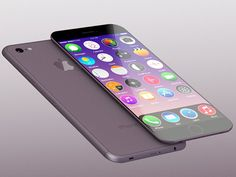 when does the iPhone 7 come out. Know everything you need to know about apple iPhone 7 images, price, features, release date, concept and much more. Iphone 5c, Iphone 7 Plus, Apple Iphone, Smartphone Iphone, Portable Iphone, Coque Iphone, New Iphone, Samsung Galaxy S4, Galaxy S7
