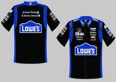 Patrone sublimated racing pit crew shirt design www for Custom race shirts no minimum