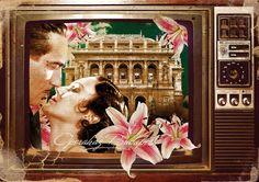 Postcard - Budapest - Opera. Ft400.00, via Etsy.