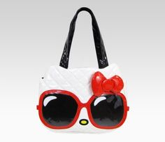 Hello Kitty Face Tote Bag: Frame by  Loungefly for Hello Kitty    $65.00