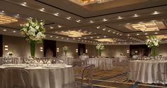 Hilton McLean Tysons Corner, VA Hotel -Ballroom Wedding
