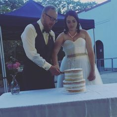 Congrats to the happy couple! Beautiful day, beautiful wedding and beautiful couple! May God bless your endeavours together always! Beautiful Couple, Beautiful Day, God, Couples, Wedding Dresses, Happy, Fashion, Dios, Bride Dresses