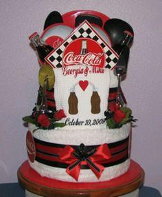Coca Cola cake...LC