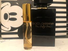 eBlueJay: Dolce Gabbana The only one intense . 3 4 oz 10 ml travel spray Travel Size Perfume, Big Bottle, Roll On Bottles, Travel Purse, Travel Size Products, Perfume Bottles, Fragrance, Ebay, Things To Sell