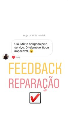Feedback - Reparações Counseling, Something Borrowed