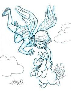ellie the angel tom bancroft - Google Search