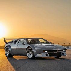 BMW M1 Pro Car grey