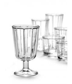 Glas Surface Rode Wijn Sergio Herman