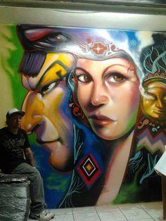 #raf_arte #streetart #perú Old School, Graffiti, Princess Zelda, Cartoon, Fictional Characters, Cartoons, Fantasy Characters, Graffiti Artwork, Comics And Cartoons