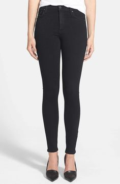 Main Image - Citizens of Humanity Rocket High Waist Skinny Jeans (Axel)