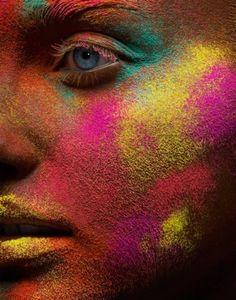 I dream in color.