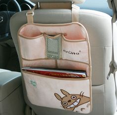 My Neighbor Totoro Car Seat Covers