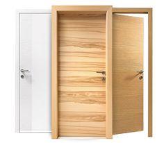 W.T.G. Innentüren - Welcher Typ sind Sie - Türen von preiswert bis hochqualitativ
