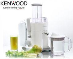 Flat 44% Off On Kenwood JE680 700 Watt Fruit & Vege Juicer