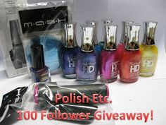 Polish Etc.: 100 Follower Giveaway! http://polishetcetera.blogspot.com/2012/08/100-follower-giveaway.html