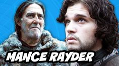 Game Of Thrones Season 5 Mance Rayder Explained: Character History, Fan Theories, Book Changes. Plus IMAX Screening and Season 5 Trailer and Episode 1 update