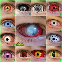 Great site for costume contacts!!   Shut up and take my money ...