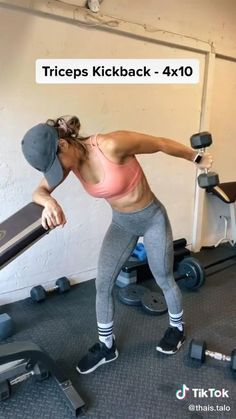 Tone Flabby Arms With This Upper Body Dumbbell Workout Routine Upperbodyworkout Armworkout Exercisefitness Fit Workout Videos Shoulder Workout Abs Workout