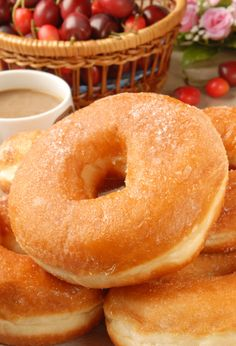Fat Free Baked Apple Doughnuts | Fit and Fab Living | Health | Beauty | Fitness | Fashion