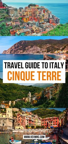 Cinque Terre is a small coastal area of Northern Italy, made of 5 quaint colorful villages. Looking for info about Cinque Terre to plan your trip? Look no further, this guide has everything you need! cinque terre things to see | cinque terre italy things to do | cinque terre travel guide Travel Ideas, Travel Guide, Travel Inspiration, Travel Around Europe, Travel Around The World, Cinque Terre Italy, Northern Italy, Beautiful Places To Travel, Ultimate Travel