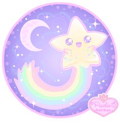 Shooting Star Ghostie by *Princess-Peachie on deviantART