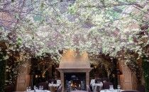 London's Most Romantic Restaurant according to The Telegraph  The Clos Maggiore has been repeatedly voted the most romantic restaurant in London. So, it may not be a coincidence that many proposals have been made under its influence.