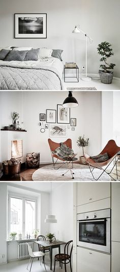 Hemnetgodis Pa Teknologgatan Trendenser Apartment Interior DesignInterior Design BlogsIkea