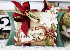 Christmas pillow box - Sscc3