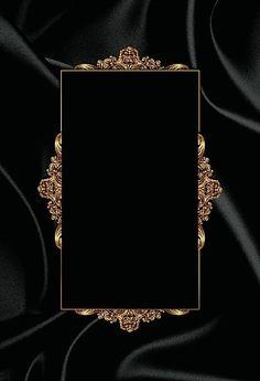 Framed Wallpaper, Flower Background Wallpaper, Gold Background, Flower Backgrounds, Background Patterns, Wallpaper Backgrounds, Screen Wallpaper, Background Images, Cellphone Wallpaper