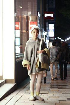 ストリートスナップ原宿 - スズキ アヤさん | Fashionsnap.com