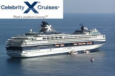 CELEBRITY CRUISE LINE FLEET HAS A GROUP OF CRUISES THAT MATCHES ALL TASTES SUCH AS CELEBRITY ECLIPSE ,CELEBRITY  EQUINOX , CELEBRITY SILHOUETTE ,  CELEBRITY  SOLSTICE , CELEBRITY REFLECTION , CELEBRITY CONSTELLATION , CELEBRITY INFINITY , CELEBRITY MILLENNIUM , CELEBRITY SUMMIT , CELEBRITY CENTURY AND CELEBRITY EXPEDITION